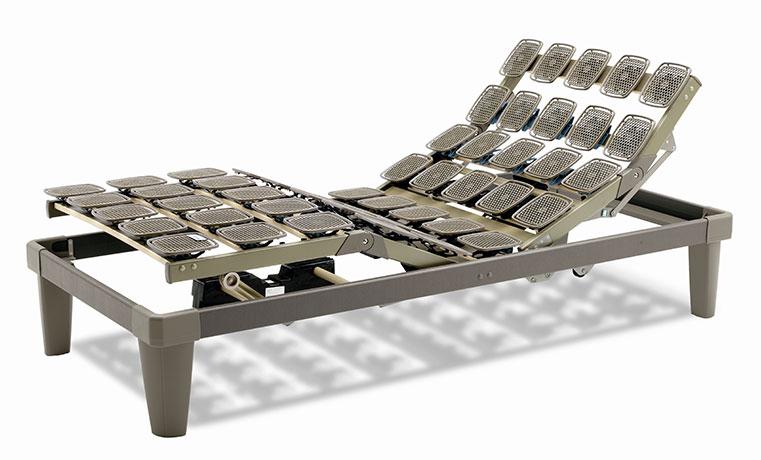 sommier lectrique tempur flex duomat. Black Bedroom Furniture Sets. Home Design Ideas